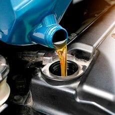 Мінеральне моторне масло