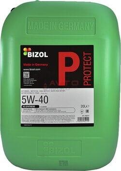 Моторне масло Bizol Protect 5W-40 20л