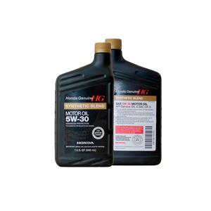 Що впливає на витрату масла Honda в двигуні?>