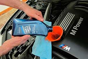 Чи потрібні додаткові присадки для моторного масла BMW