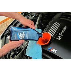 Чи потрібні додаткові присадки для моторного масла BMW>