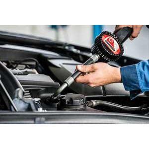 Советы по самостоятельной замене моторного масла Ford в двигателе>
