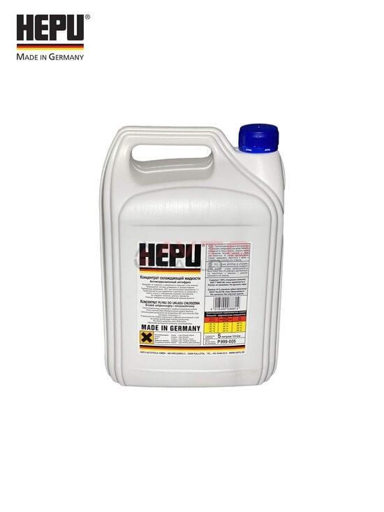 Антифриз HEPU G11 (Концентрат) 5л