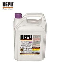 Антифриз концентрат HEPU G12+ (фиолетовый) 5л