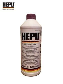 Антифриз- концентрат Hepu G12 plus 1.5л