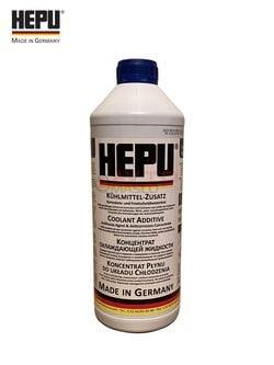 Антифриз- концентрат Hepu (синий)  1.5л
