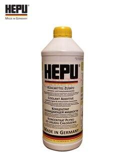 Антифриз- концентрат Hepu (желтый)  1.5л