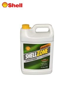 Антифриз Shell Zone Antifreeze Concentrate -80 (зелений, концентрат) - 3.78L