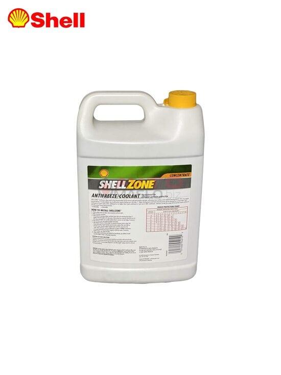 Антифриз Shell Zone Antifreeze Concentrate -80 (зелений, концентрат) - 3.78L