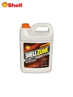 Антифриз Shell Zone Antifreeze (червоний) - 3,78L