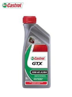 Моторне масло Castrol GTX 10w-40 A3 / B4 1 л