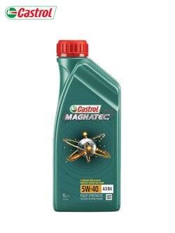 Моторное масло Castrol MAGNATEC A3/B4 5w-40 1л