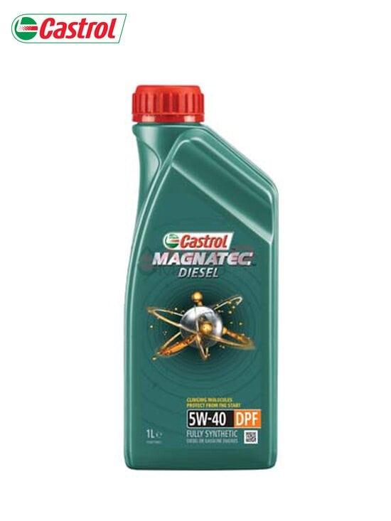 Моторне масло Castrol MAGNATEC DIESEL DPF 5w-40 1л