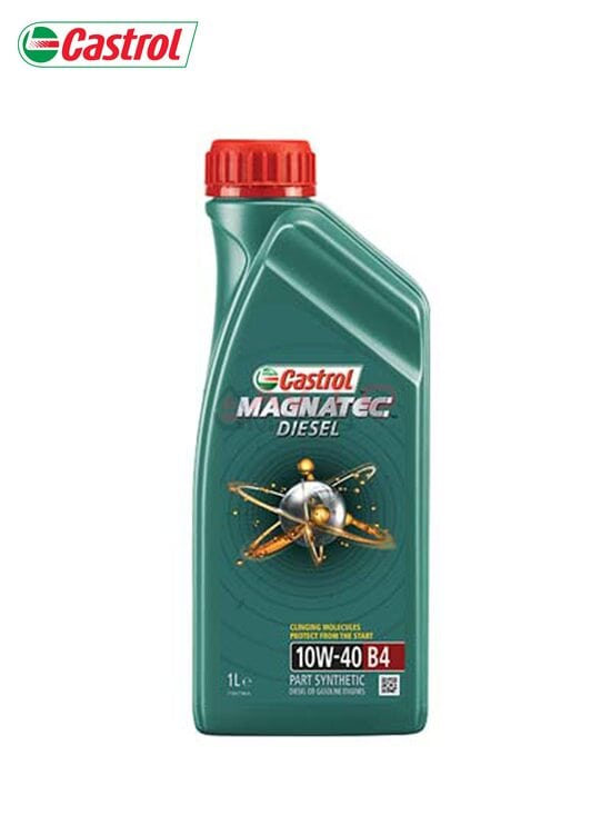 Моторное масло Castrol MAGNATEC DIESEL B4 10w-40 1л