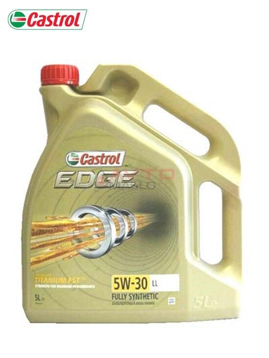 Моторное масло Castrol EDGE LL 5w-30 5л