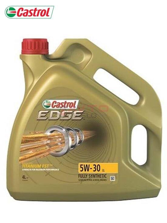 Моторное масло Castrol EDGE LL 5w-30 4л