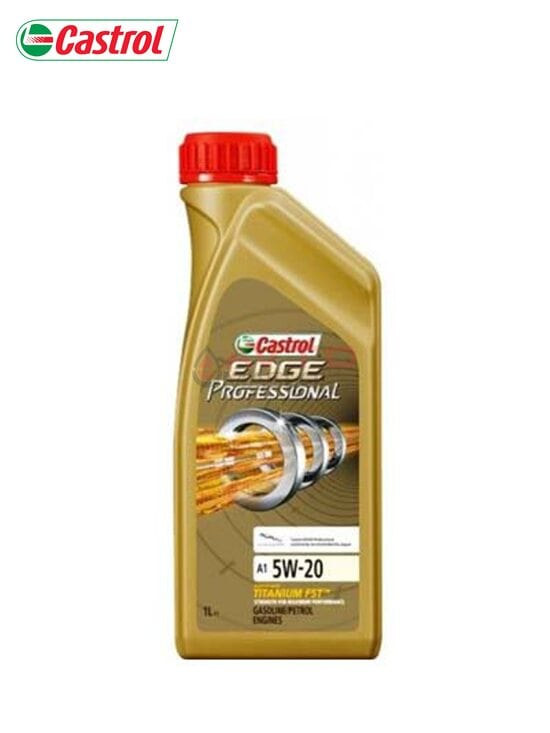 Моторное масло Castrol EDGE professional A1 5w-20 1л