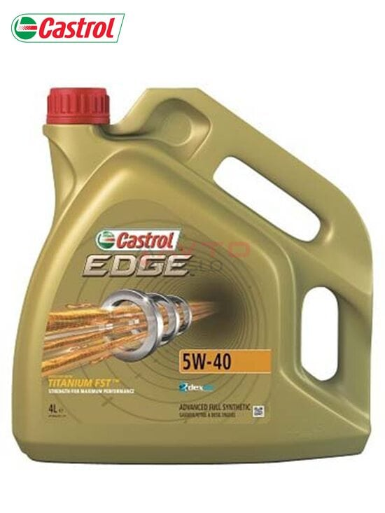 Моторне масло Castrol EDGE 5w-40 4л