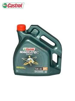 Моторное масло Castrol 10W-40 Magnatec Diesel 4л