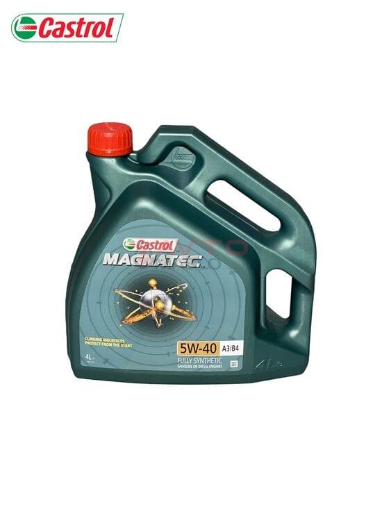 Моторное масло Castrol 5W-40 Magnatec A3/B4 4л