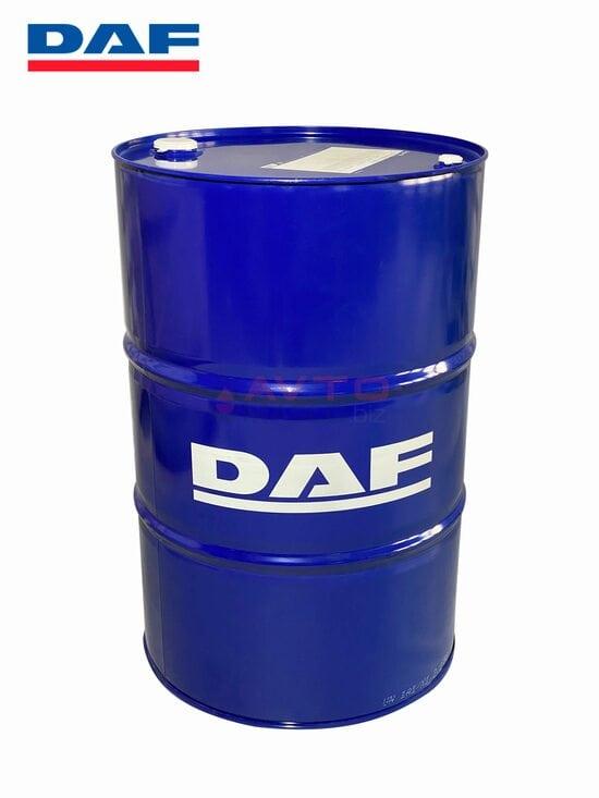 Масло моторное DAF SUPER 15w40 208л