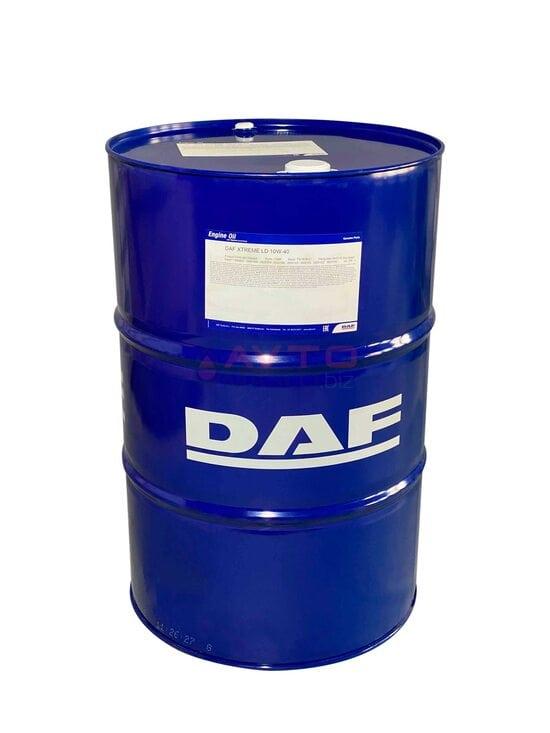 Масло моторне DAF XTREME LD 10w-40 208l