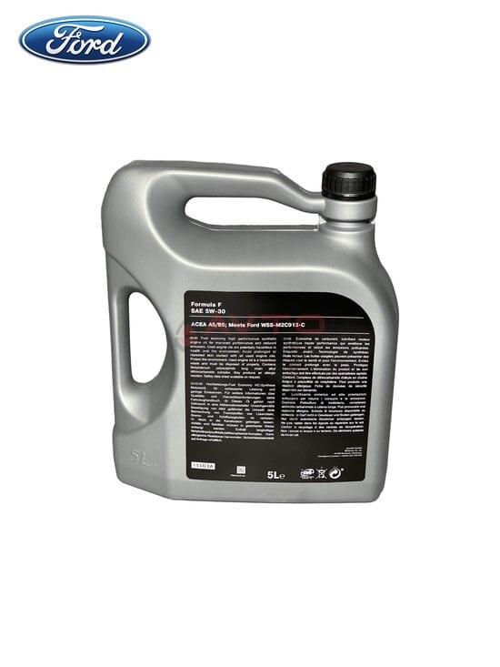 Моторне масло Ford Formula F 5W-30 5L