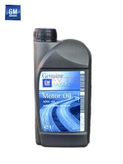 Моторне масло GM Motor Oil Semi Synthetik 10w-40 1л