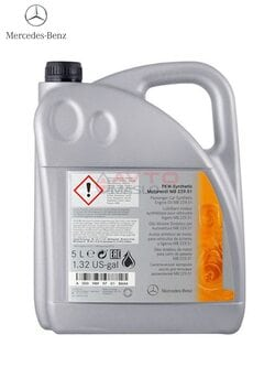 Моторне масло MERCEDES - BENZ ENGINE OIL 5w-30 (229.51) 5л