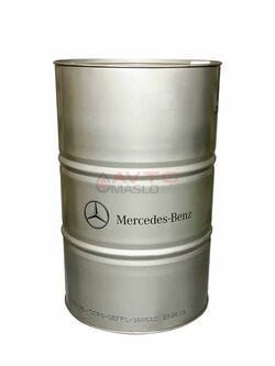 Моторное масло Mercedes 10w-40 Genuine Engine Oil 210л
