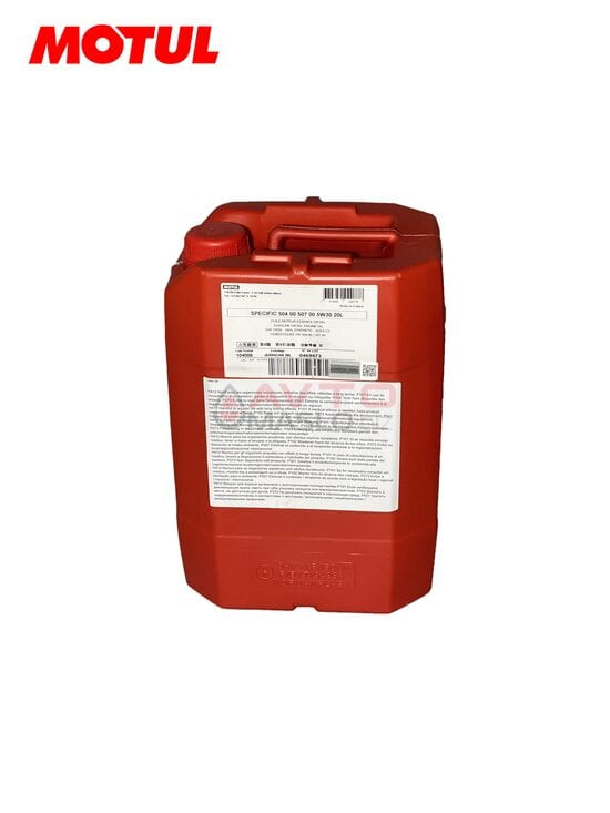 Моторное масло Motul Specific 5w30 20 л