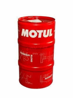 Масло моторное Motul 4100 TURBOLIGHT 10w40 60 л