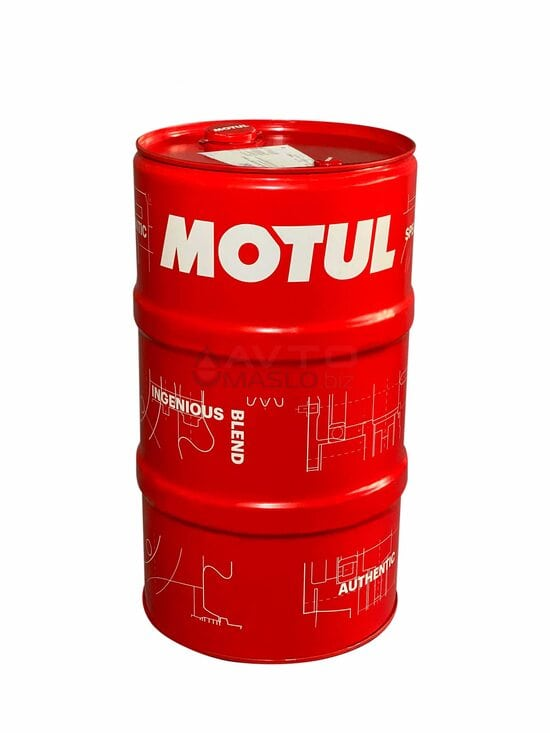 Масло моторне Motul 2100 Power+ 10W40 60 л