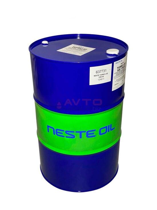Моторное масло Neste Oil 15w-40 Turbo LXE 208 л
