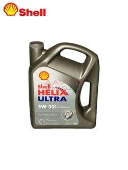 Моторное масло Shell Helix Ultra 5w30 4l