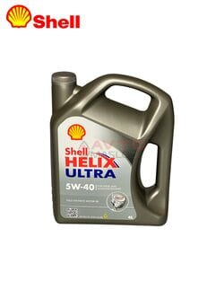 Моторное масло Shell Helix Ultra 5w40 4l