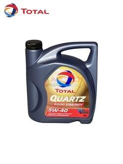 Моторне масло Total QUARTZ 9000 energy 5W40 4L