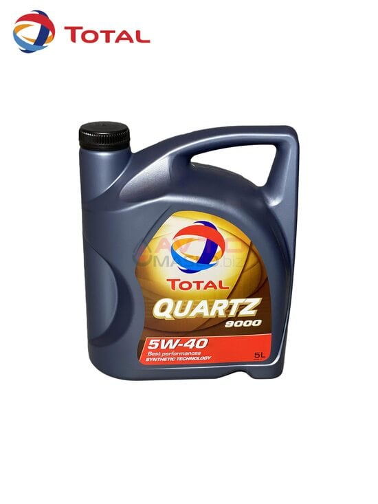 Моторне масло QUARTZ 9000 5W40 5L