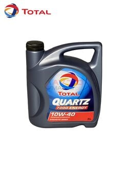Моторне масло Total QUARTZ 7000 energy 10W40 4л