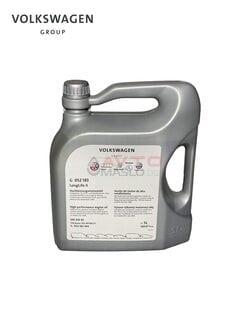 Моторное масло Volkswagen VAG 0W-30 LongLife II 5л
