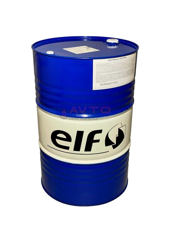 Масло моторное ELF 5w-30 evol. full tech fe 208л