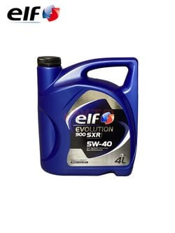 Масло моторное ELF 5w-40 Evol.900 SXR 4л