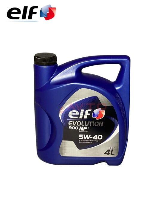Масло моторное ELF 5w-40 Evol.900 NF 4л