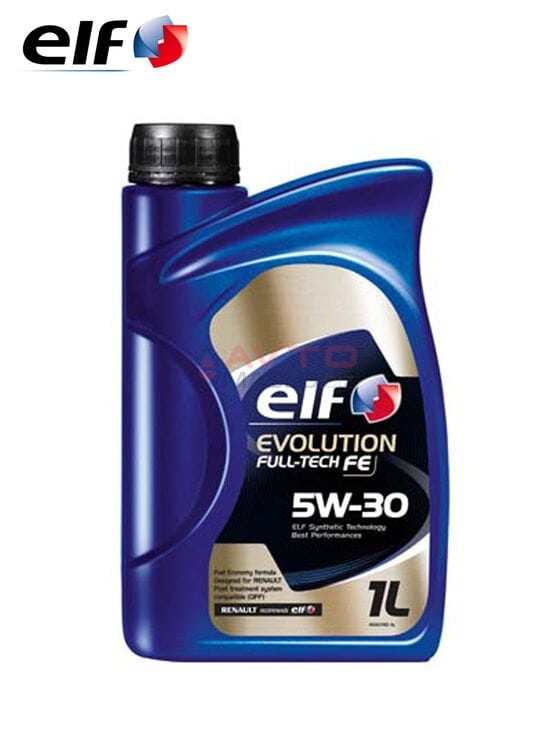 Моторне масло ELF EVOLUTION Full-tech fe 5W-30 1л
