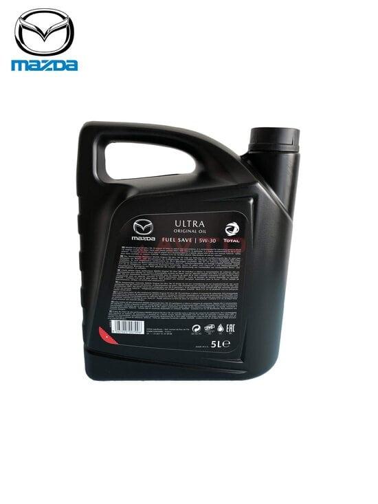Масло моторне Mazda Original Oil Ultra 5w30 - 5L