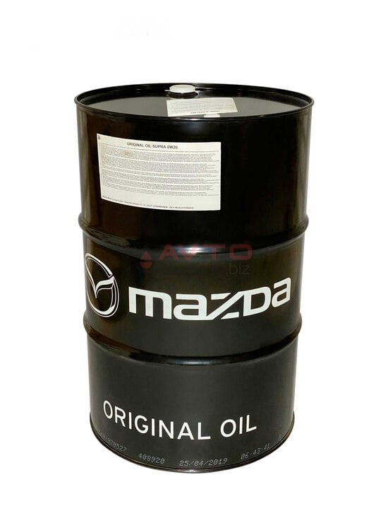 Моторное масло Mazda original oil ultra 5w-30 208л