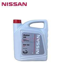 Моторное масло Nissan motor oil 5w-30 C4 5л