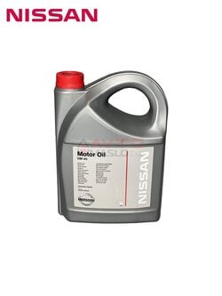 Масло моторне Nissan Motor Oil 5w40- 5L