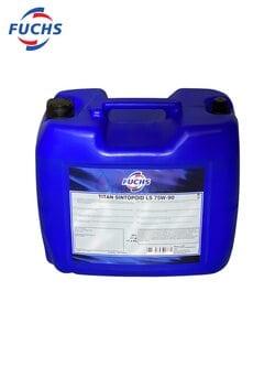 Трансмиссионное масло Fuchs Titan Sintopoid LS 75w-90