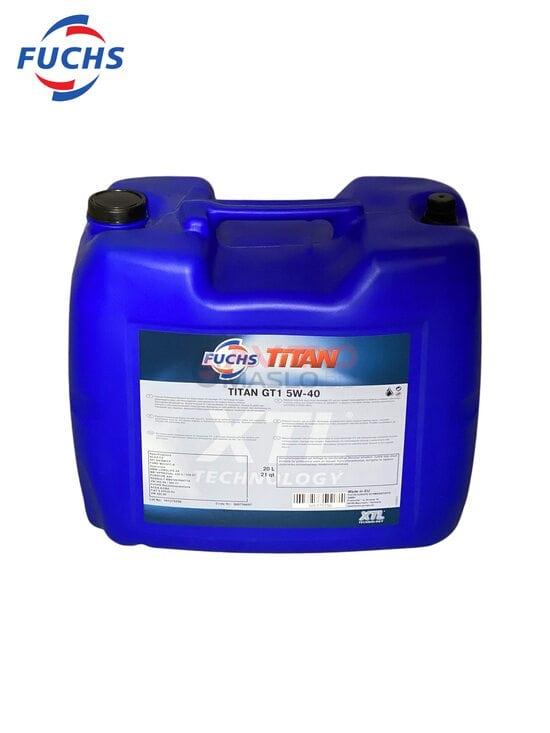 Моторне масло Fuchs Titan GT1 5W-40 20л